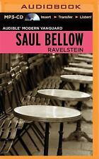 Ravelstein by Saul Bellow (2015, MP3 CD, Unabridged)
