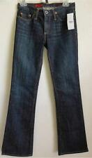 AG ADRIANO GOLDSCHMIED THE ANGEL BOOT CUT JEANS, Blue, Size 26, MSRP $168