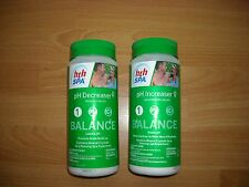 Arch Chemicals - HTH® Spa pH Decreaser & pH Increaser For Spas & Hot Tubs