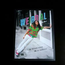 WEIRD AL The Book by Nathan Rabin with Al Yankovic ABRADALE EDITION