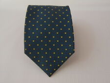 EURO SETA SILK TIE SETA CRAVATTA MADE IN ITALY  A6103