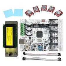 imprimante 3D GT2560 Controller motherboard & LCD 2004&5pcs A4988 Stepper Driver