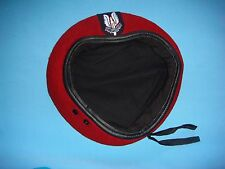 BRITISH ARMY SPECIAL ORCES SPECIAL AIR SERVICE SAS RED BERET