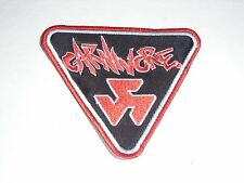 CARNIVORE EMBROIDERED PATCH