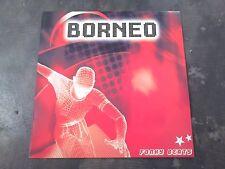 MAXI SP BORNEO - FONKY BEATS / excellent état