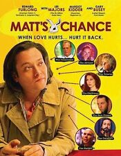Matt's Chance (DVD, 2013) Edward Furlong