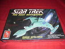 AMT® ERTL® 6812 STAR TREK® KLINGON® BATTLE CRUISER NEU OVP