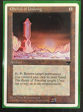 Obelisk de deshacer MTG Chronicles Raro EX/NM