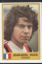 Football Sticker - Panini Euro Football 1976 - No 108 - Jean-Noel Huck - France