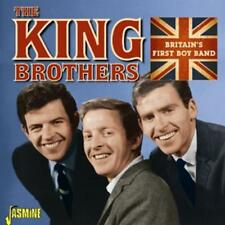 BritainæS First Boy Band - King Brothers (2015, CD NEU)