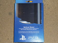 SONY PLAYSTATION 3 PS3 SUPER SLIM officiel vertical console stand base neuf