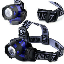 2000LM CREE XM-L XML T6 LED Headlamp Headlight Flashlight Lamp Adjustable Focus