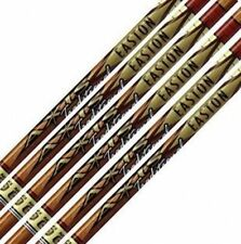 Easton Axis Traditional 500 Raw Shafts w/HIT Inserts, 1 Dozen