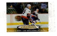 1X ALEXEI YASHIN 1997 3D Kraft Dinner #3 Oversized Jumbo Ottawa Senators SEALED