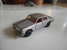 Matchbox Superfast Rolls Royce Silver Shadow II in Grey