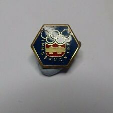 Innsbruck winter Olympic Games 1976 Badge