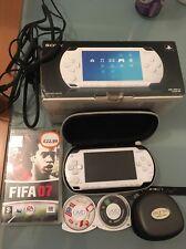 PSP-1003 Value Pack White Handheld System Bundle