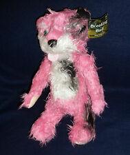 "Breaking Bad PINK TEDDY BEAR 18"" Plush Prop Replica Figure Mezco AMC TV Series"