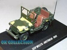 1:43 Military Model JEEP WILLYS (Australia 1942) _ DeAgostini (40)