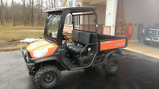 KUBOTA UTILITY VEHICLE WORKSHOP MANUAL RTV 1100 PDF ON CD