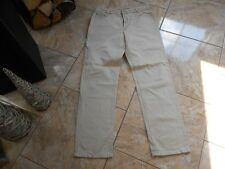 H7606 Joker Trousers W34 L34 Beige Very good