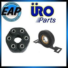 For BMW 3 Series E36 Driveshaft Center Carrier Bearing Support Flex Disc Kit NEW