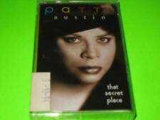 NEW FACTORY SEALED PATTI AUSTIN THAT SECRET PLACE~ CASSETTE TAPE