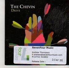 (CV158) The Chevin, Drive - 2012 DJ CD