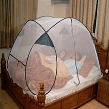 4-5 Person Automatic White Portable Folding Mosquito Net Insect NET Camping Tent