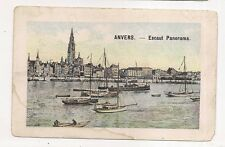 anvers , escaut panorama