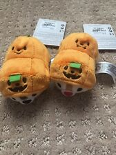 New Disney Hk Tsum Tsum plush Chip Dale Pumpkin Costume