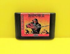 Shinobi III Return Of The Ninja Master SEGA GENESIS - GAME CARTRIDGE ONLY