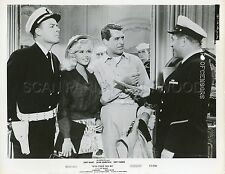 JAYNE MANSFIELD CARY GRANT KISS THEM FOR ME 1957  VINTAGE PHOTO ORIGINAL #2