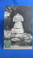 cpa 23 moutier rozeille croix de st berbere