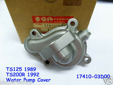 Suzuki TS200 Water Pump Cover 1992 NOS TS125 WATER PUMP CASE 1989 PN 17410-03D00