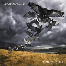 DAVID GILMOUR - RATTLE THAT LOCK - CD / BLU-RAY (New & Sealed)