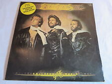 BEE GEES CHILDREN OF THE WORLD HYPE STICKER ORG. 1976 RSO 2394169 COLOMBIA