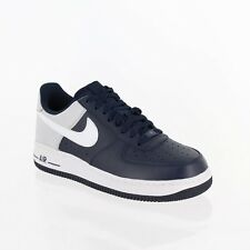 AUTHENTIC NIKE Air Force 1 Obsidian Blue Grey 315122 413 Men sz 7.5