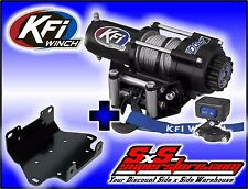 2500 lb KFI Winch Combo Yamaha Grizzly 700 2007-2015 Grizzly 550 2009-2014