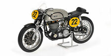 Minichamps 1:12 122 132400 NORTON MANX 500 MODELLO RACE BIKE Ray Petty 1960