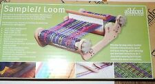 "Ashford SampleIt Sample It Loom Weaves 10"" Wide Built in second Heddle Option"