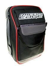 Racers Edge 2013 Transmitter Bag Black/Red Futaba 3PK M11 Spektrum DX2s DX3s