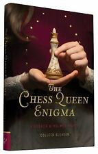 The Chess Queen Enigma: A Stoker & Holmes Novel-ExLibrary