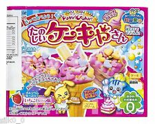 KRACIE Happy Kitchen ICE CREAM DIY Kit / Japanese candy / Popin Cookin series