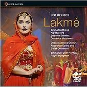 LAKME-2CD SET-LEO DELIBES-SYDNEY OPERA HOUSE-AUSTRALIA-2012-BRAND NEW, SEALED