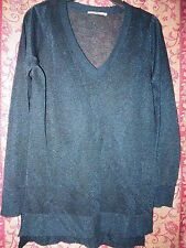 Oasis  Top size small blue/black unworn immaculate