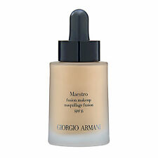 Giorgio Armani Maestro Fusion Makeup SPF15 1oz,30ml Foundation Face Color 6