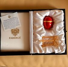FABERGE Imperial Chick EGG 100% Authentic