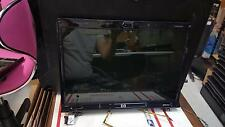 "BLACK HP Pavilion dv6000 15.4"" Complete LCD Back Cover Screen Display Webcam (46"