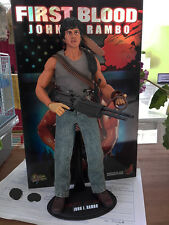 RAMBO FIRST BLOOD STALLONE HOT TOYS